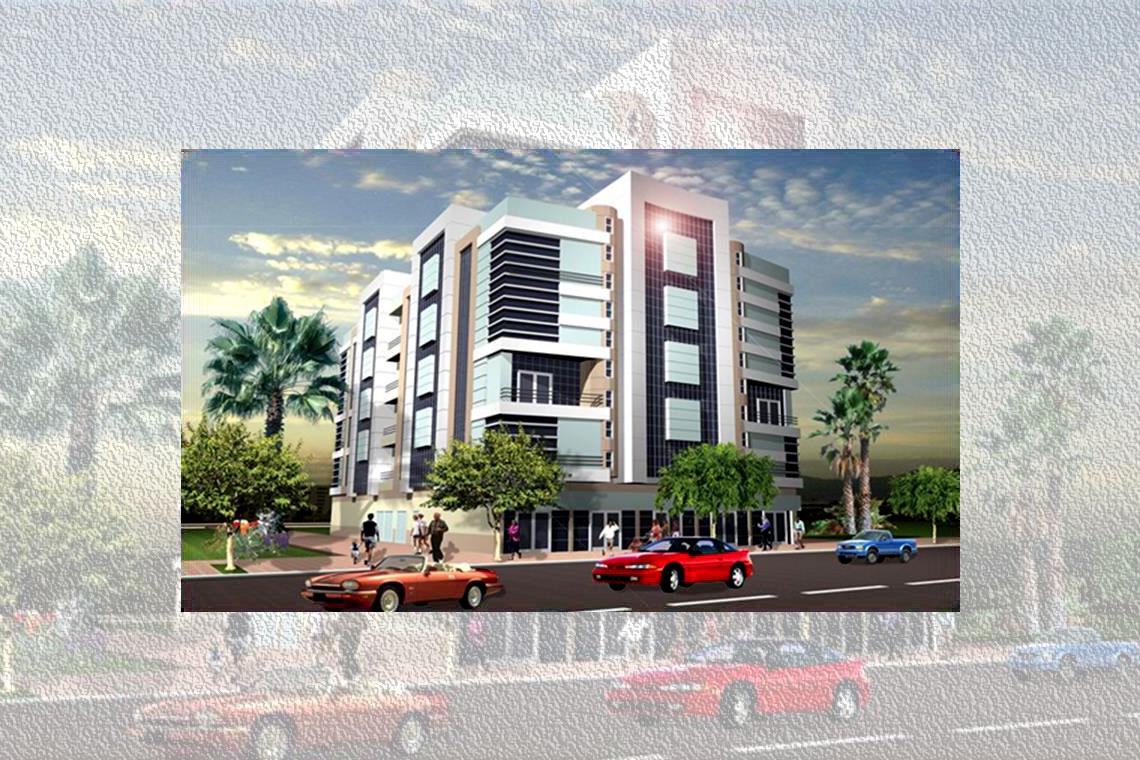 H.H.Sheikh Mohamed Bin Abdullah Almulla Building